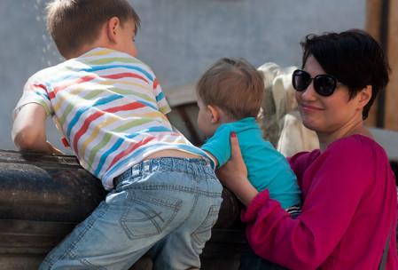 Zwiedzanie Rzymu z dziećmi
