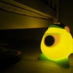 strach ma wielkie oczy lampka softpal