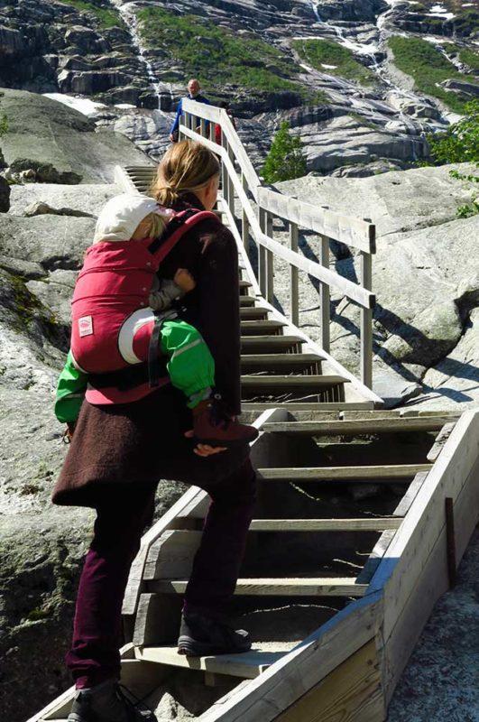 Do Norwegii z dziećmi