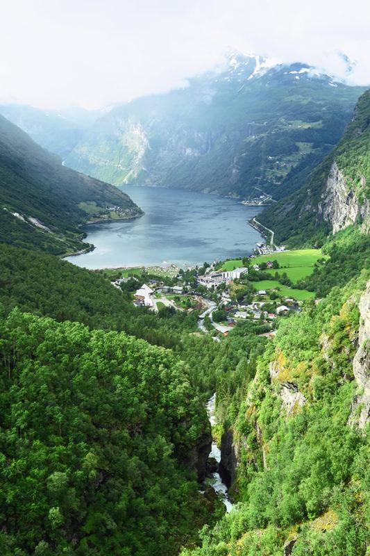 Norwegia - ciekawe miejsca do zobaczenia