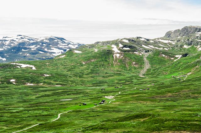Norwegia - ciekawe miejsca