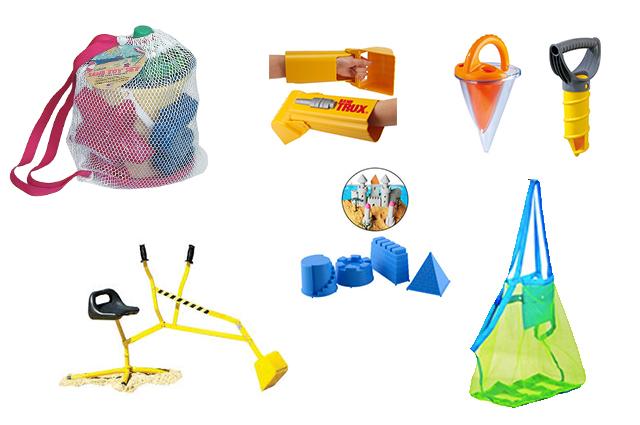 plaża-zabawki