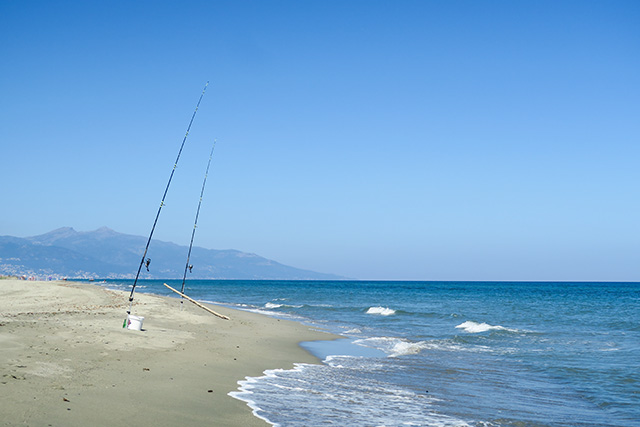 Korsyka - plaża