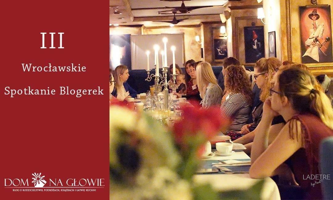 III Wrocławskie Spotkanie Blogerek