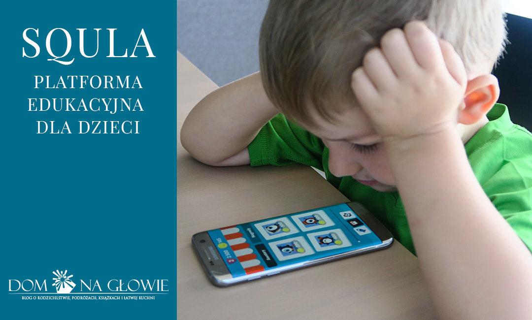 Squla – platforma edukacyjna dla dzieci
